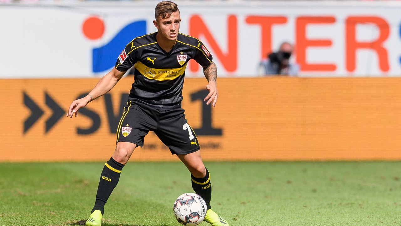 Pablo Maffeo (verkauft an den VfB Stuttgart) - Bildquelle: 2018 Getty Images