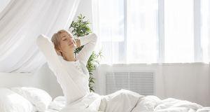 Ein ausgewogener Schlafrythmus erholt nicht nur, sondern fördert auch das Abn...
