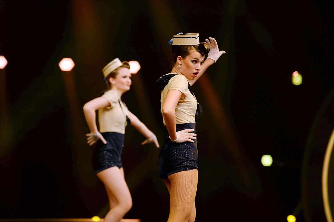 Got-To-Dance-Sailor-Girls-05-SAT1-ProSieben-Willi-Weber - Bildquelle: SAT.1/ProSieben/Willi Weber