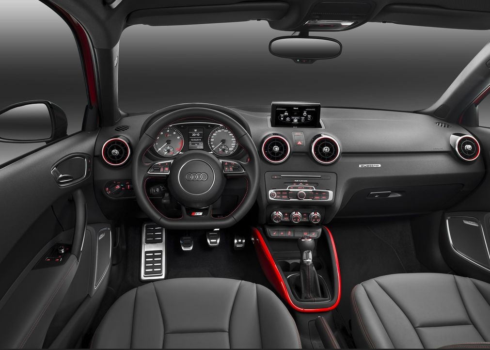 Audi S1 - Bildquelle: Audi