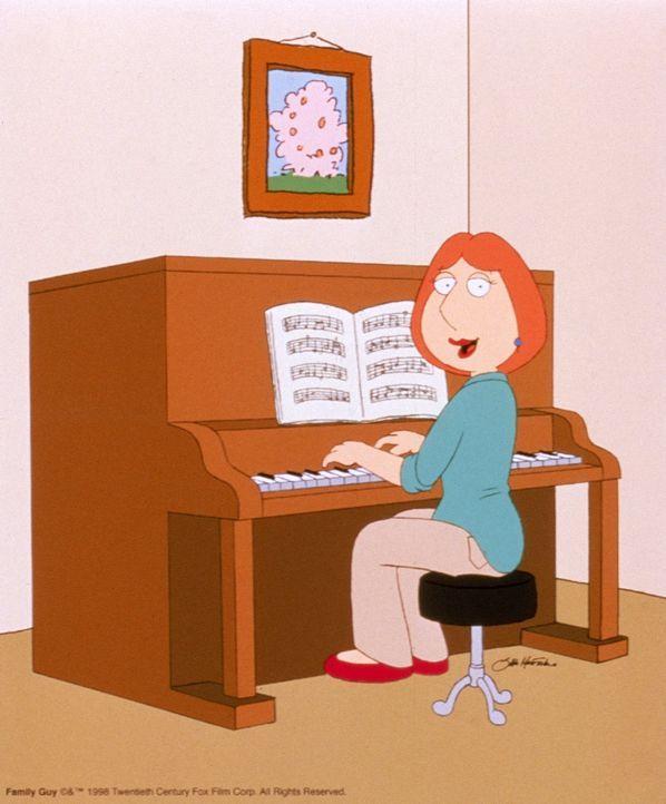 (4. Staffel) - Zum Wohle der restlichen Familie spielt Mutter Lois mit viel Liebe Klavier. - Bildquelle: TM +   2005 Twentieth Century Fox Film Corporation. All Rights Reserved.