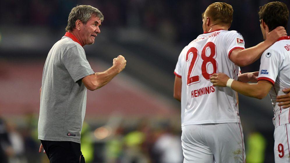 Die Fortuna aus Düsseldorf konnte in den letzten sechs Liga Spielen nicht pu... - Bildquelle: imago/Revierfoto