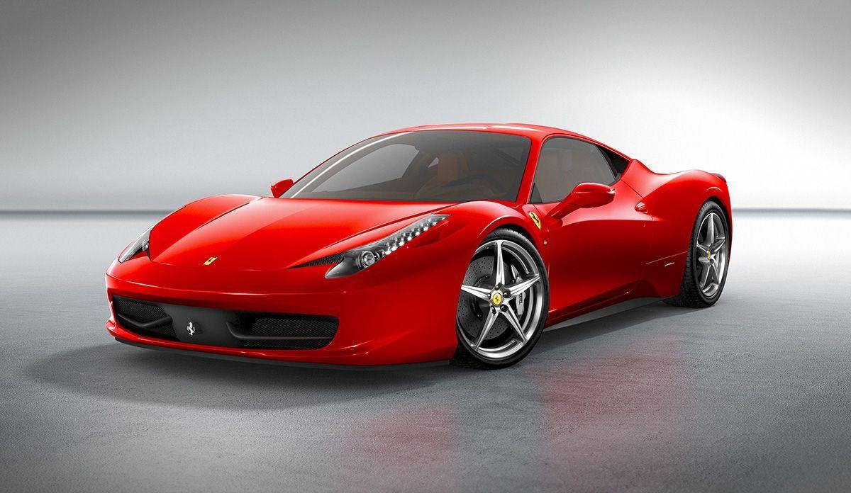 Ferrari 458 Italia - Bildquelle: usage Germany only, Verwendung nur in Deutschland