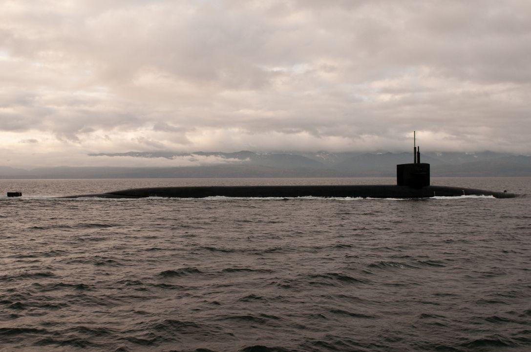 """Mit seinen 171 Metern Länge ist die """"USS Pennsylvania"""" ein wahres Super-U-Boot der US Navy. Es kann in ungeahnte Tiefen tauchen und erstaunliche 20... - Bildquelle: Lanny Westgard Lanny Westgard)"""