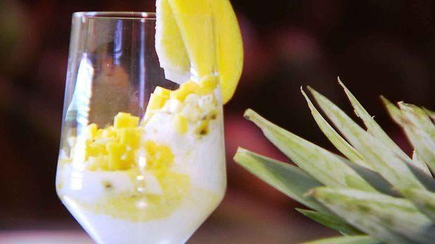 Frozen Yoghurt Kokos-Exotic
