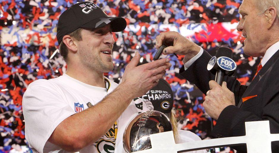 Saison 2010: Green Bay Packers - Bildquelle: Getty Images