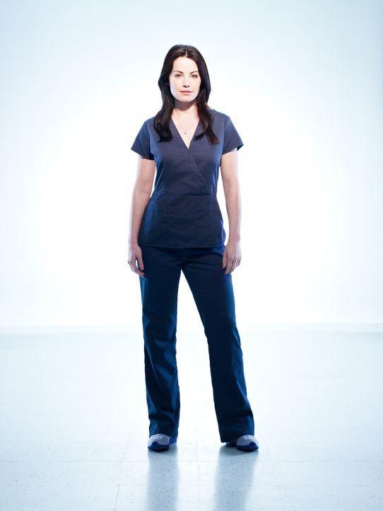 (1. Staffel) - Ihr Leben wird innerhalb von Sekunden völlig auf den Kopf gestellt: Dr. Alex Reid (Erica Durance) - Bildquelle: 2012  Hope Zee One Inc.