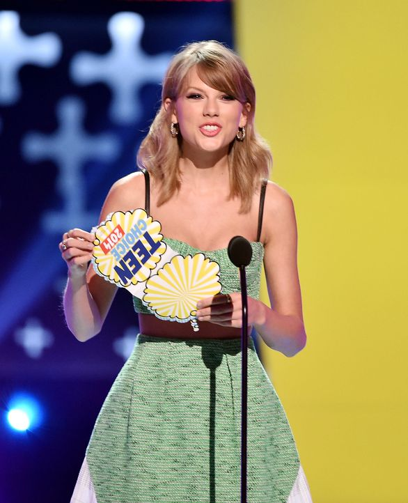 Teen-Choice-Awards-Taylor-Swift-140810-3-getty-AFP - Bildquelle: getty-AFP