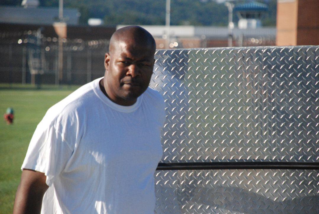 Im Hays State Prison enden die Straftäter, mit denen kein anderes Gefängnis fertig wird! Reggie Williams wurde wegen Mordes zu lebenslanger Strafe v... - Bildquelle: Gregory Henry part2 pictures
