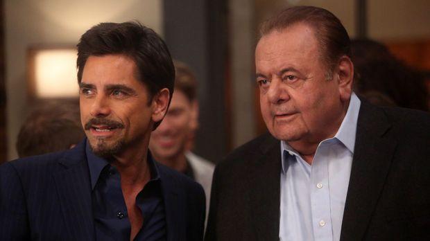 Jimmys (John Stamos, l.) bevorstehender 51. Geburtstag weckt in ihm Erinnerun...
