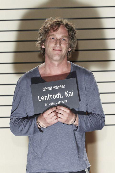 Lässt's krachen: Kai Lentrodt ... - Bildquelle: Guido Engels SAT.1