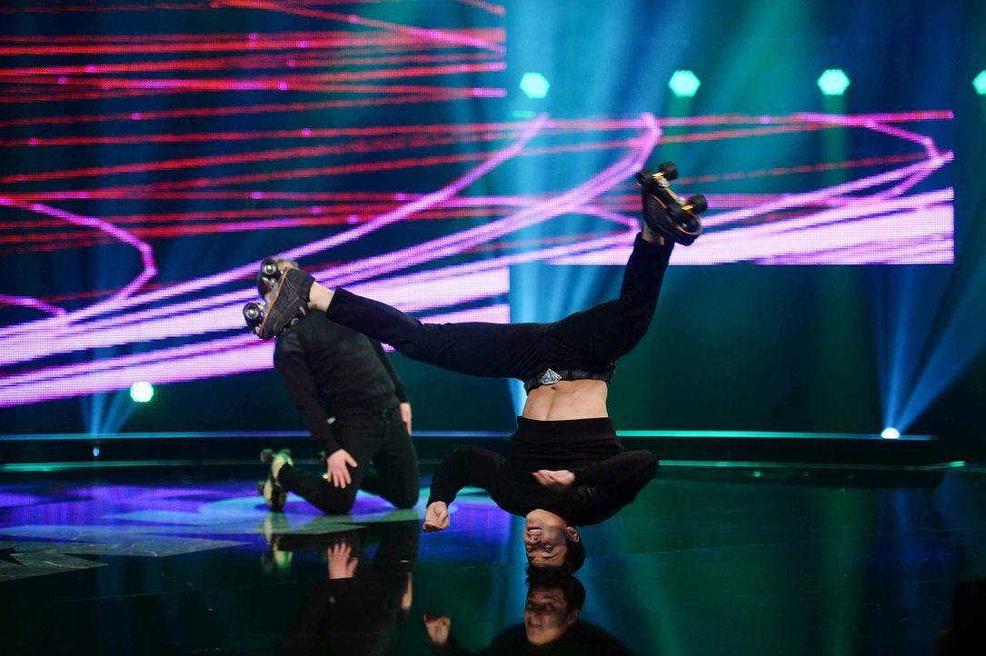 Got-To-Dance-Vanilla-Skate-08-SAT1-ProSieben-Willi-Weber - Bildquelle: SAT.1/ProSieben/Willi Weber
