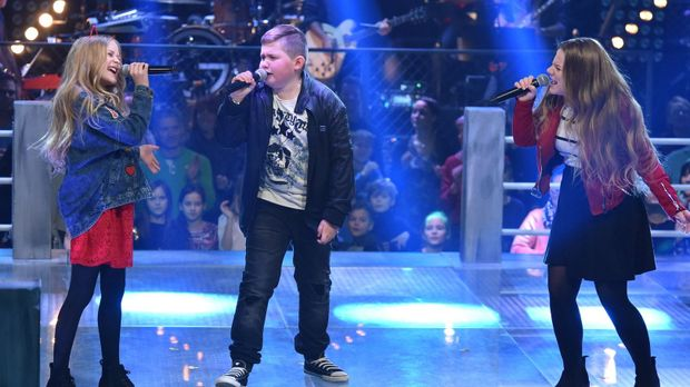The Voice Kids - The Voice Kids - Battles Ii: Heavy Metal Und Viel Gefühl
