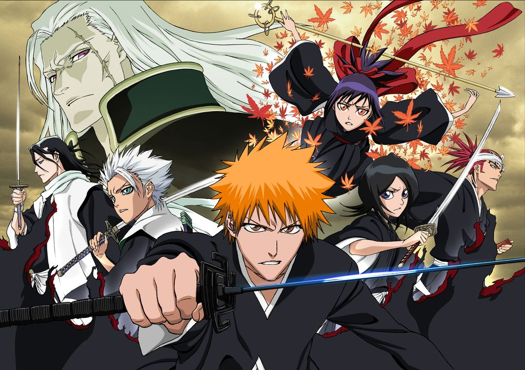 Bleach Movie 1: Memories of Nobody - Artwork - Bildquelle: Tite Kubo / Shueisha, TV TOKYO, Dentsu, Pierrot.