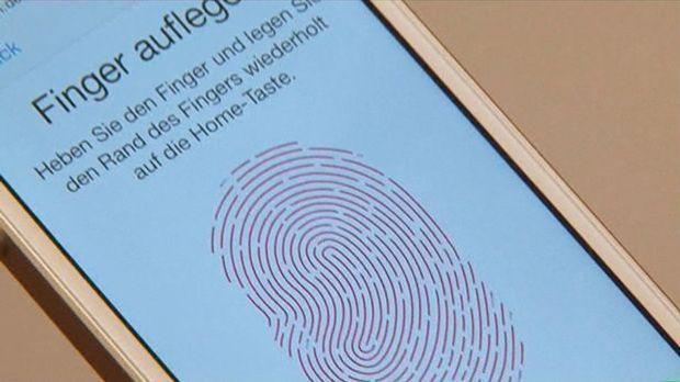 5 Fragen zum Fingerabdruck