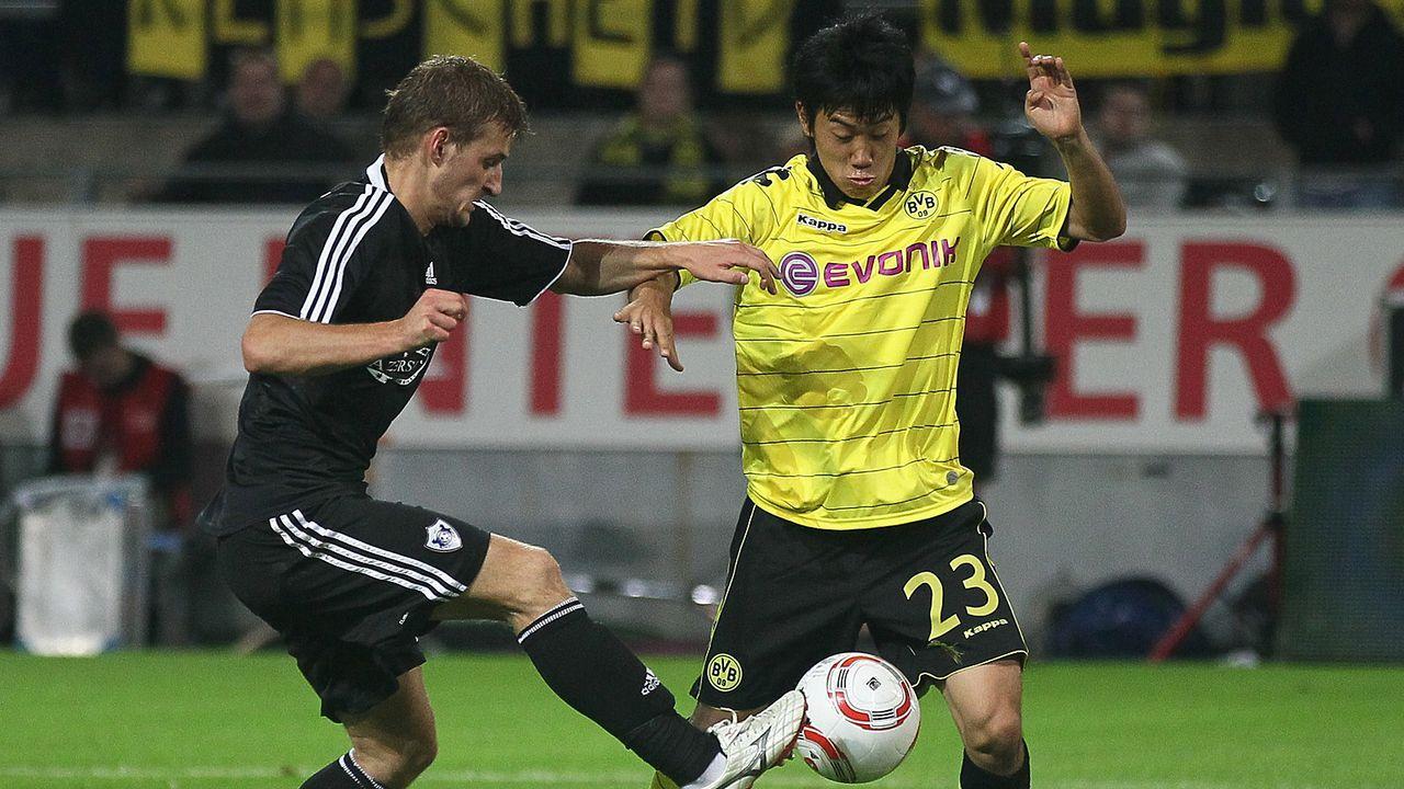 Shinji Kagawa - Bildquelle: Getty Images