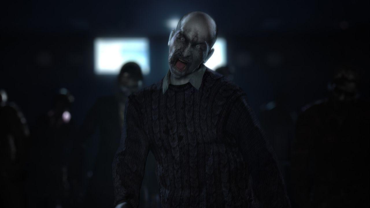 7 Jahre nach dem Zombie-Albtraum haben die Bewohner von Racoon City endlich wieder in ihren Alltag hineingefunden. Jetzt droht unerwartet ein erneut... - Bildquelle: 2008 Capcom Co., Ltd. and Resident Evil CG Film Partners. All Rights Reserved.