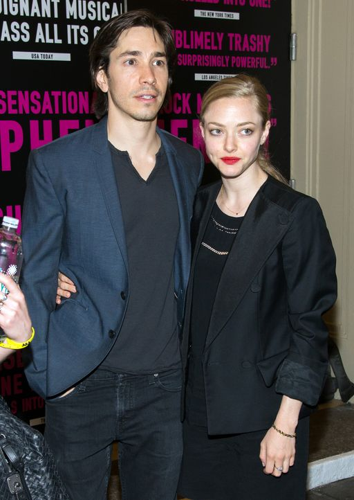 Justin-Long-Amanda-Seyfried-140422-getty-AFP - Bildquelle: getty-AFP