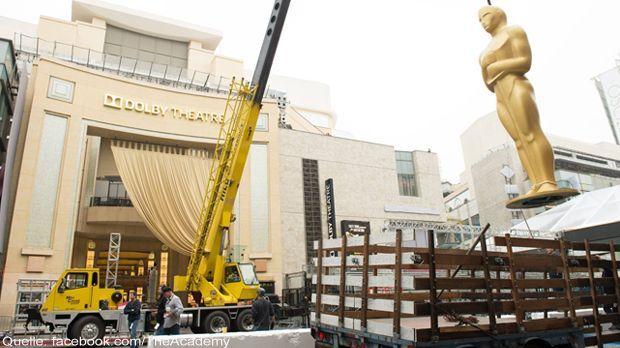 oscars-aufbau-04-facebook-com-TheAcademy - Bildquelle: facebook.com/TheAcademy