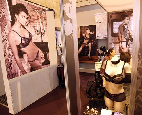 Galerie: Wäschewonnen - Bildquelle: AFP