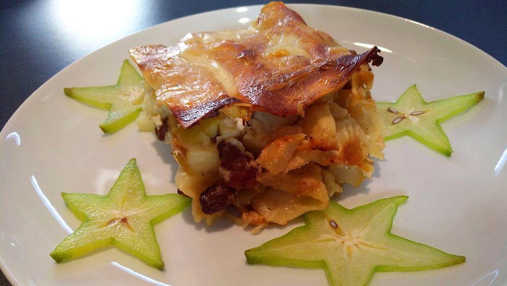 Dessert-Lasagne