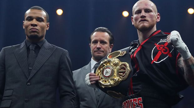 George Groves vs. Chris Eubank Jr. - Bildquelle: 2017 Getty Images
