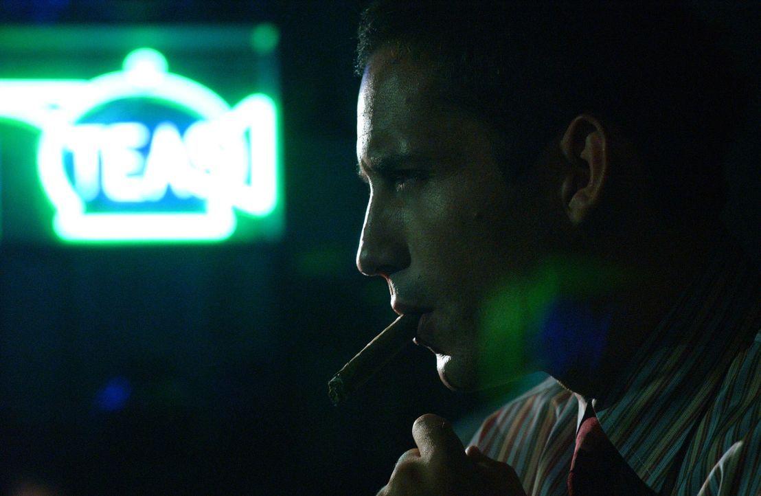 Ist wirklich Graham Spaulding (Conor O'Farrell) derjenige, der die Taten des grausamen Serienkillers Randy Thorton exakt imitiert ... - Bildquelle: Warner Bros. Entertainment Inc.