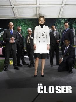 The Closer - (2. Staffel) - Deputy Chief Brenda Leigh Johnson (Kyra Sedgwick,...