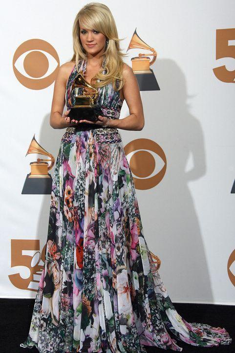 Carrie_Underwood_2008 - Bildquelle: AFP PHOTO/Valerie MACON