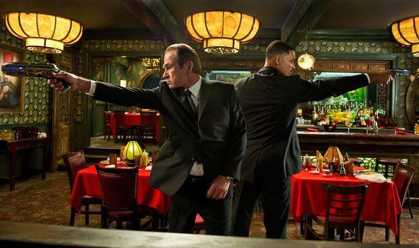 Men in Black 3 - Bildquelle: 2012 Columbia Pictures Industries, Inc. All righ...