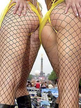 Popo-Parade - Bildquelle: AFP