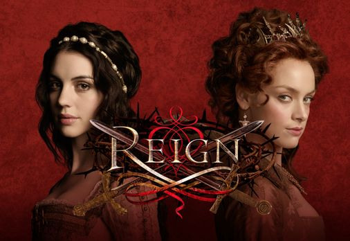 Reign - (3. Staffel) - Reign - Plakat - Bildquelle: 2014 The CW Network, LLC....