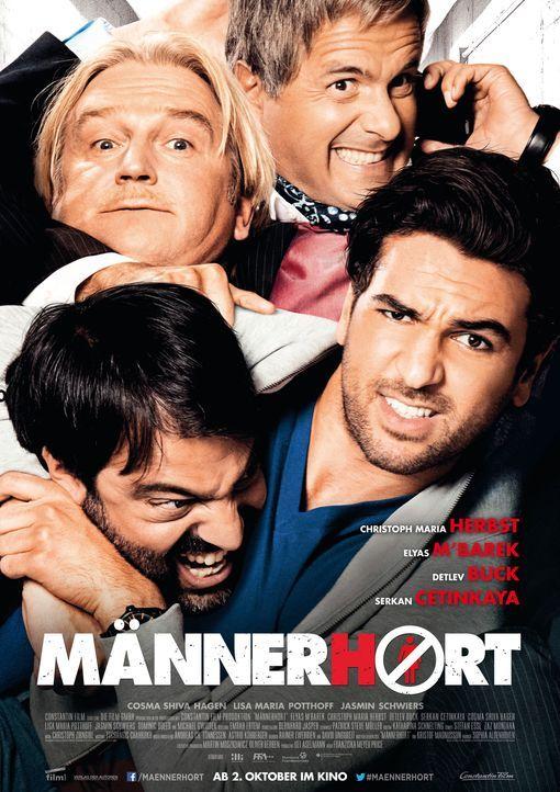 Maennerhort-Plakat-Constantin-Film - Bildquelle: 2014 Constantin Film Verleih GmbH