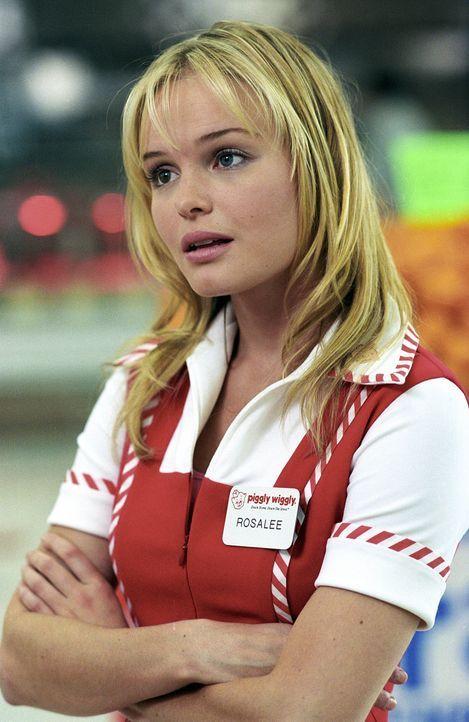 Rosalee Futch (Kate Bosworth) arbeitet in einem Lebensmittelgeschäft im ländlichen West Virginia. Ihr großer Traum ist es, einmal Filmstar Tad Hamil... - Bildquelle: 2004 DreamWorks LLC. All Rights Reserved.