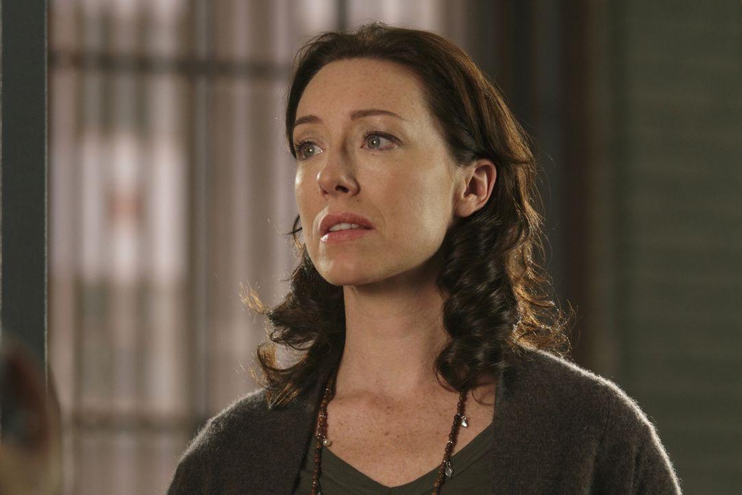 Ist in großer Gefahr: Rebecca Brooks (Molly Parker) ... - Bildquelle: Warner Bros. Television