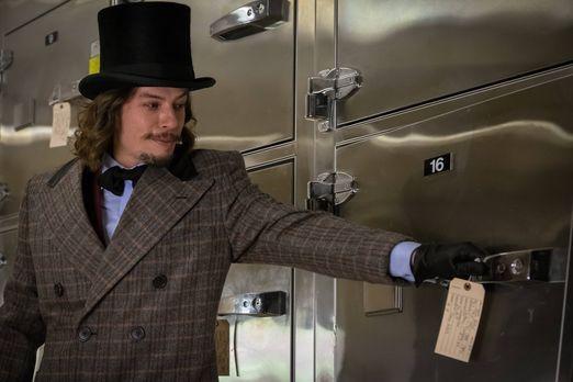 Verfolgt den Plan, Gotham in den Wahnsinn zu treiben: Jervis (Benedict Samuel...