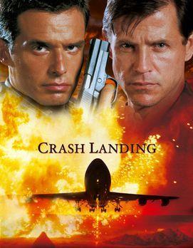 Crash Landing - Terroristen machen sich im Flugzeug des ehemaligen Air-Force-...