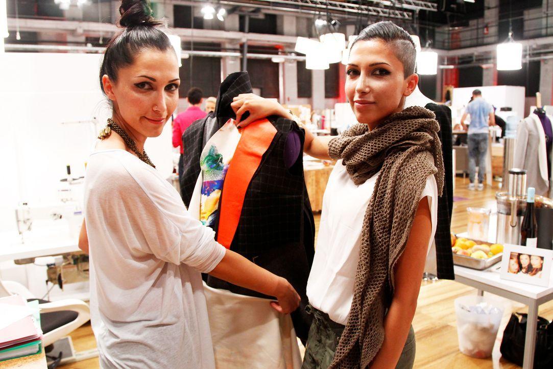 Fashion-Hero-Epi03-Atelier-79-Pro7-Richard-Huebner - Bildquelle: Richard Huebner