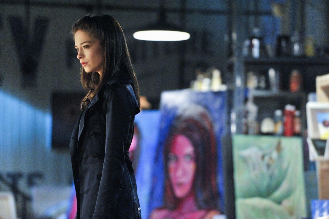 Der aktuelle Fall entpuppt sich als äußerst kompliziert und Catherine (Kristin Kreuk) tappt lang im Dunklen ... - Bildquelle: 2012 The CW Network, LLC. All rights reserved.