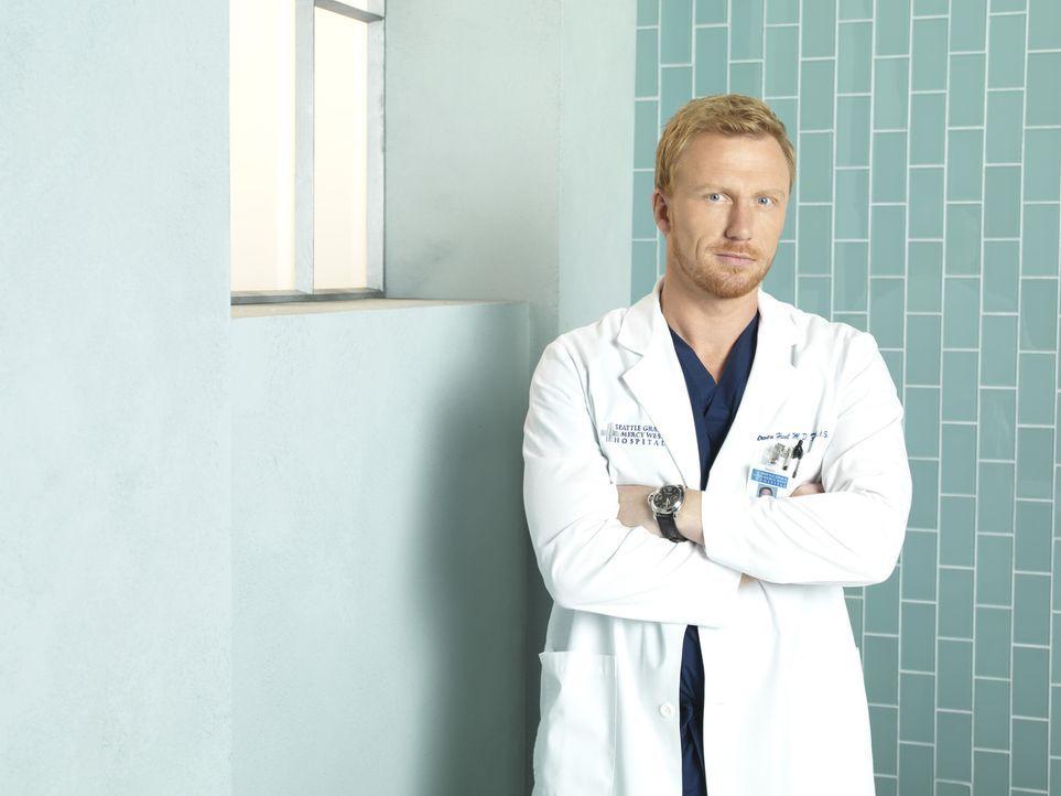 (7. Staffel) - Als Arzt muss sich Dr. Owen Hunt (Kevin McKidd) immer wieder neuen Herausforderungen stellen ... - Bildquelle: ABC Studios