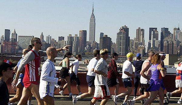 New York Marathon - Bildquelle: dpa