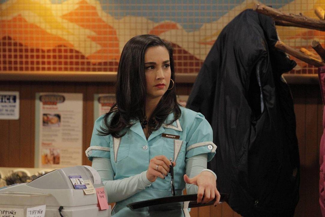 Nach acht Monaten Beziehung muss Mandy (Molly Ephraim) jetzt mit den ersten Beziehungsproblemen kämpfen ... - Bildquelle: 2013 Twentieth Century Fox Film Corporation. All rights reserved.