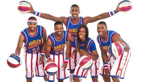 Harlem Globetrotters 90th ANNIVERSARY TOUR 2016