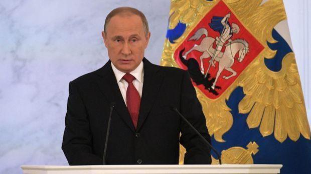 Putins Rede an die Nation