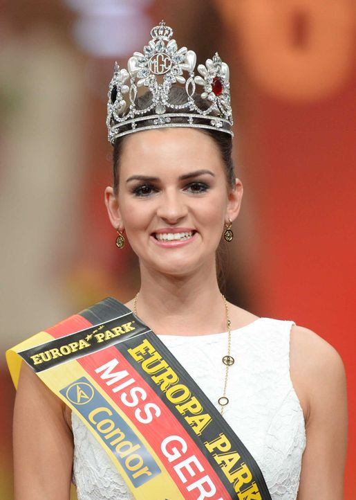 Miss-Germany-Gewinnerin-Lena-Bröder-6-dpa - Bildquelle: dpa