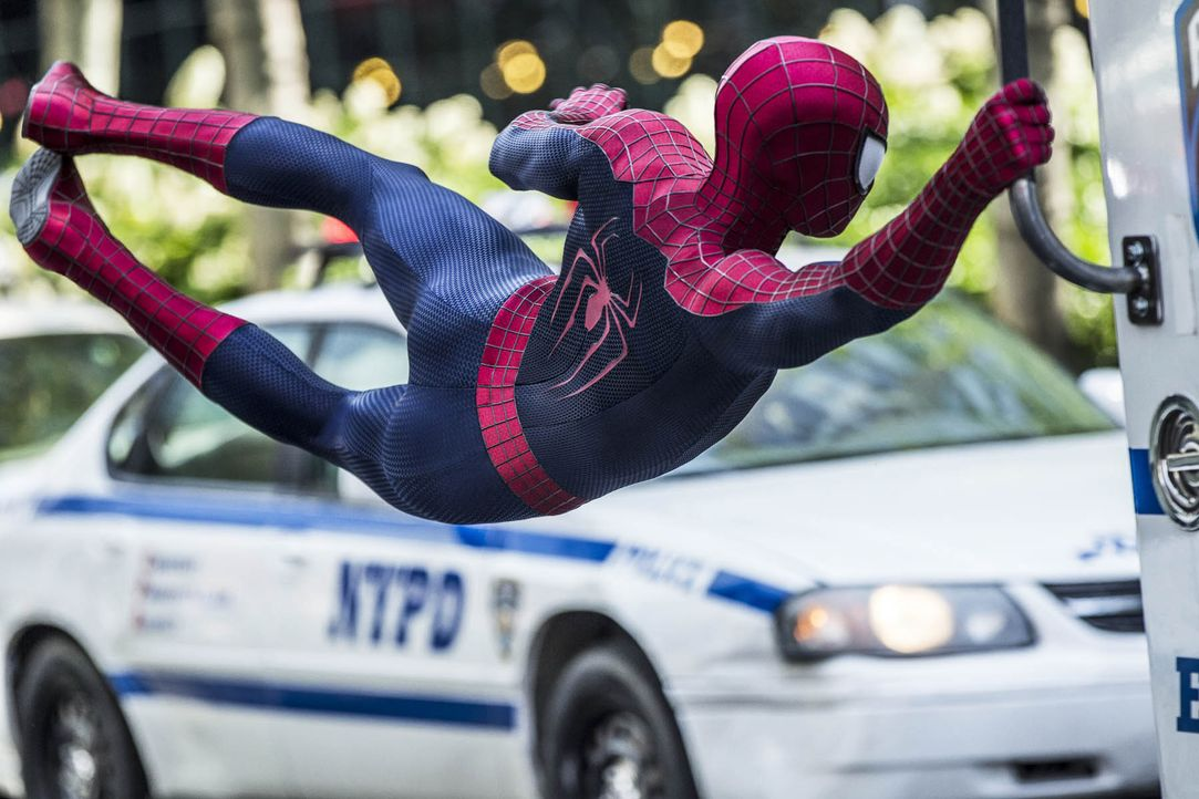 Andrew-Garfield-The-Amazing-Spider-Man2-SONY-PICTURES-ENTERTAINMENT-INC - Bildquelle: SONY PICTURES ENTERTAINMENT INC.