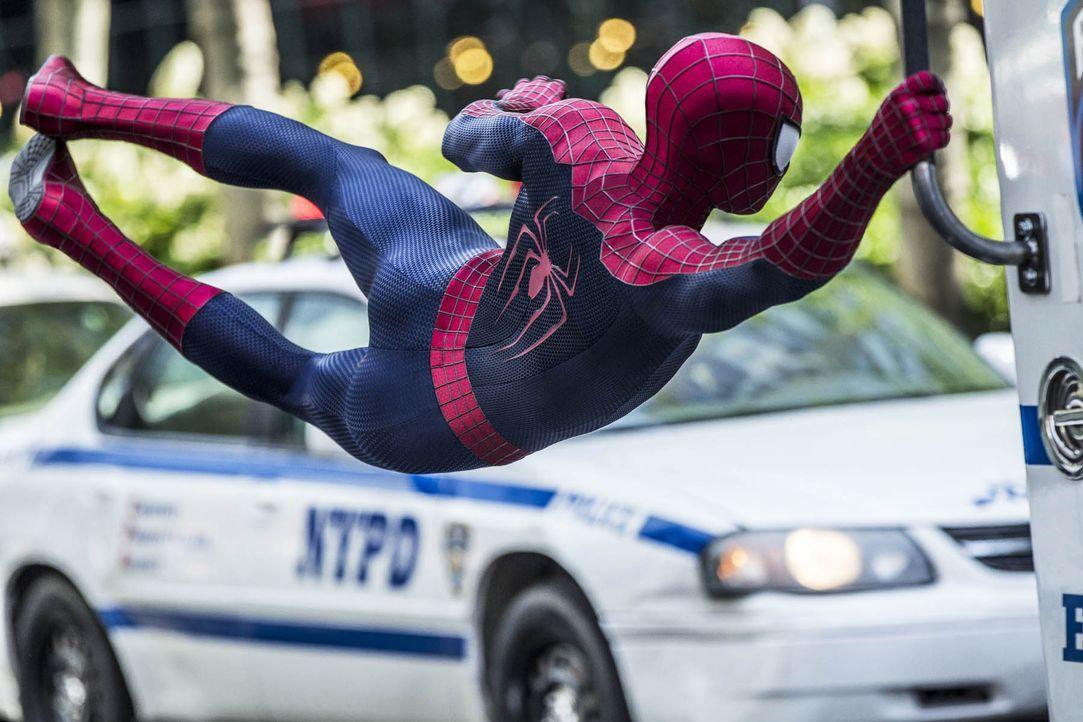 Andrew-Garfield-The-Amazing-Spider-Man2-SONY-PICTURES-ENTERTAINMENT-INC - Bildquelle: SONY PICTURES ENTERTAINMENT INC.