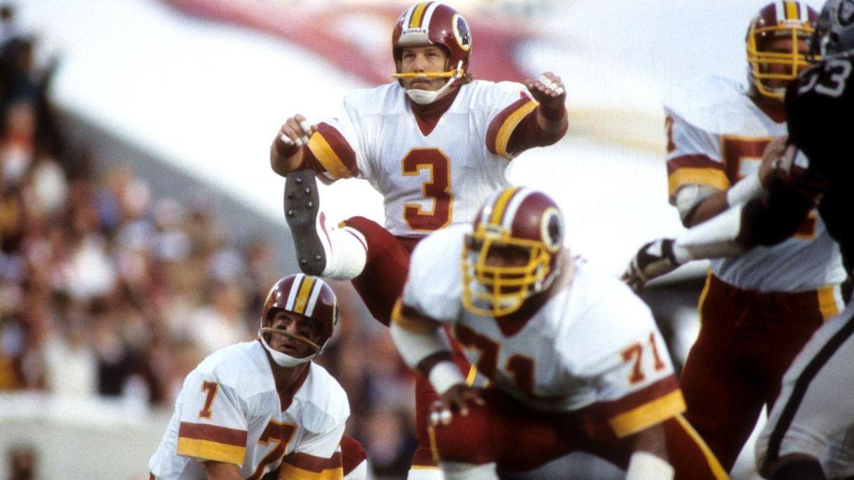 Washington Redskins - Mark Moseley  - Bildquelle: Getty Images