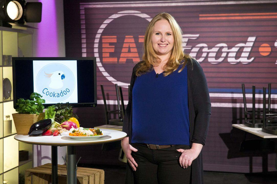 """Ist der Foodtruck """"Cookadoo"""" von Kerstin eine Investition wert? - Bildquelle: Richard Hübner kabel eins"""