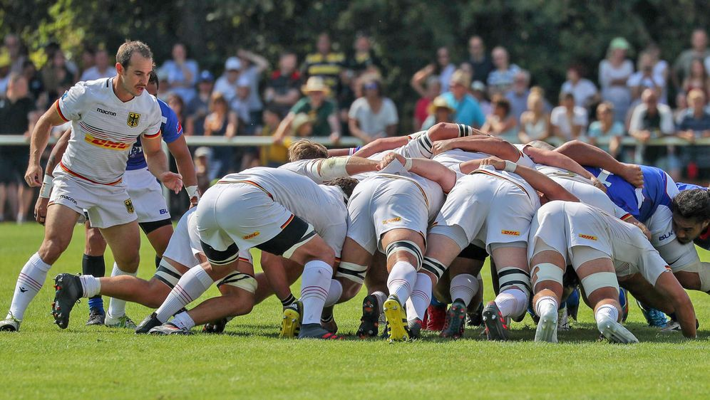 ran.de erklärt die Regeln im Rugby Union, also dem 15er Rugby. - Bildquelle: Imago